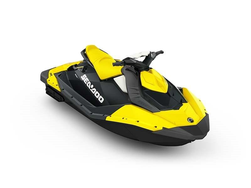 2016 Sea-Doo Spark 2up 900 H.O. ACE w/ iBR & Convenience Package Plus in Huntington Station, New York