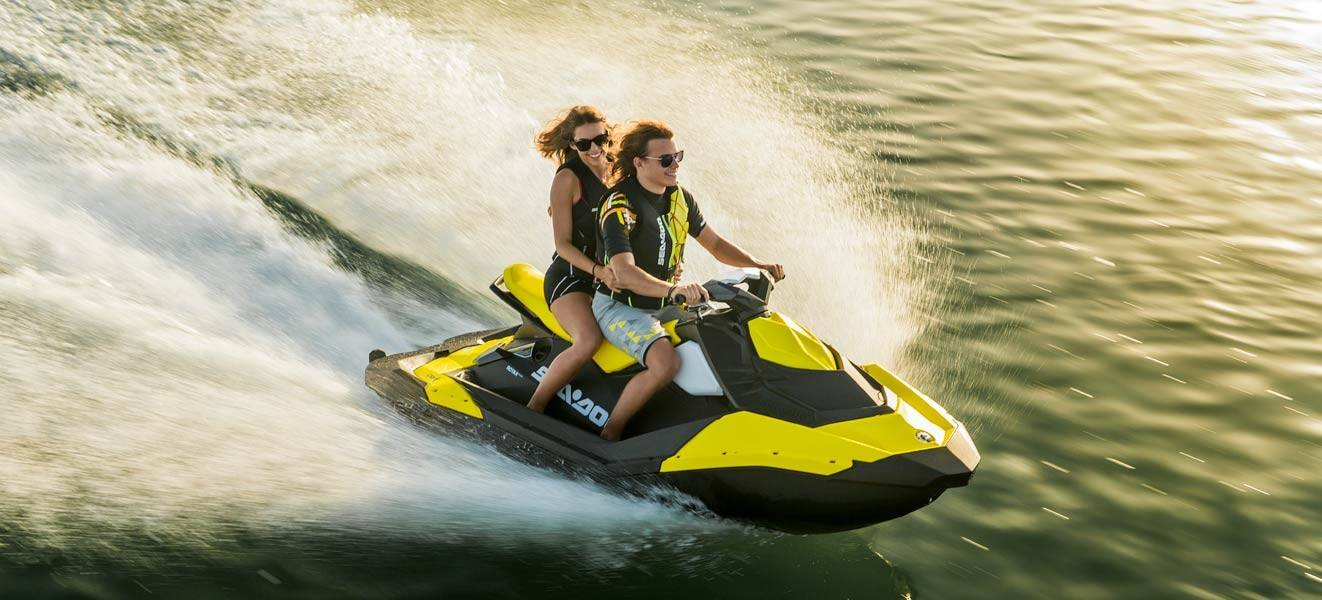 2016 Sea-Doo Spark 3up 900 H.O. ACE in Speculator, New York - Photo 5