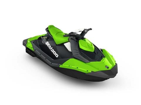 2016 Sea-Doo Spark 3up 900 H.O. ACE in Jesup, Georgia