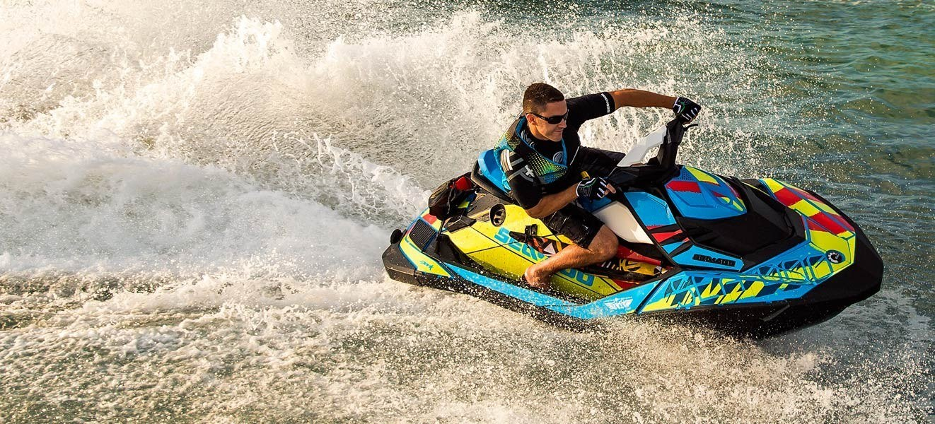 2016 Sea-Doo Spark 3up 900 H.O. ACE in Moorpark, California