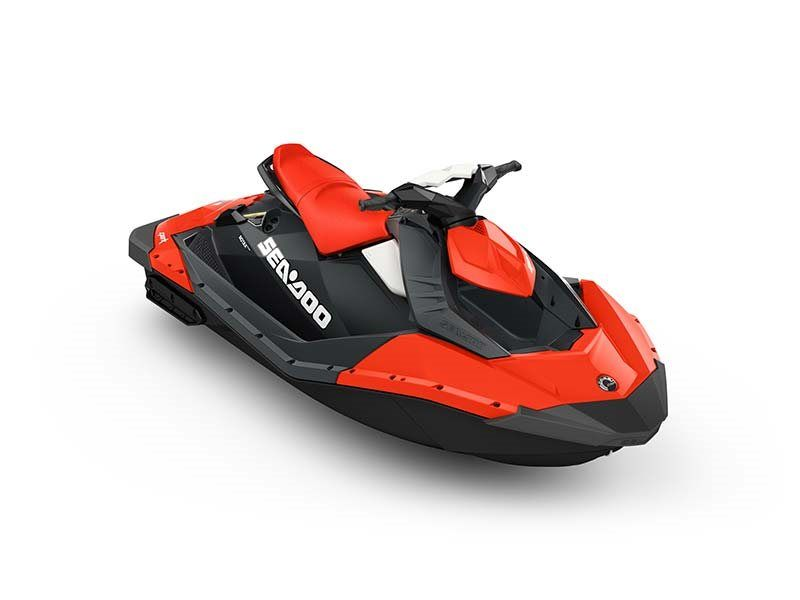 2016 Sea Doo Spark 3up 900 H O Ace W Ibr Convenience Package Plus