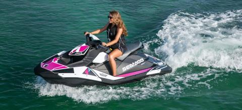 2016 Sea-Doo Spark 3up 900 H.O. ACE w/ iBR & Convenience Package Plus in Las Vegas, Nevada