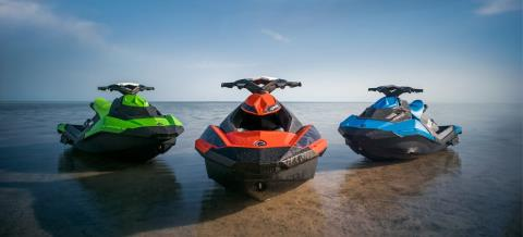 2016 Sea-Doo Spark 3up 900 H.O. ACE w/ iBR & Convenience Package Plus in Springville, Utah