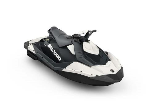 2016 Sea-Doo Spark 3up 900 H.O. ACE w/ iBR & Convenience Package Plus in Jesup, Georgia