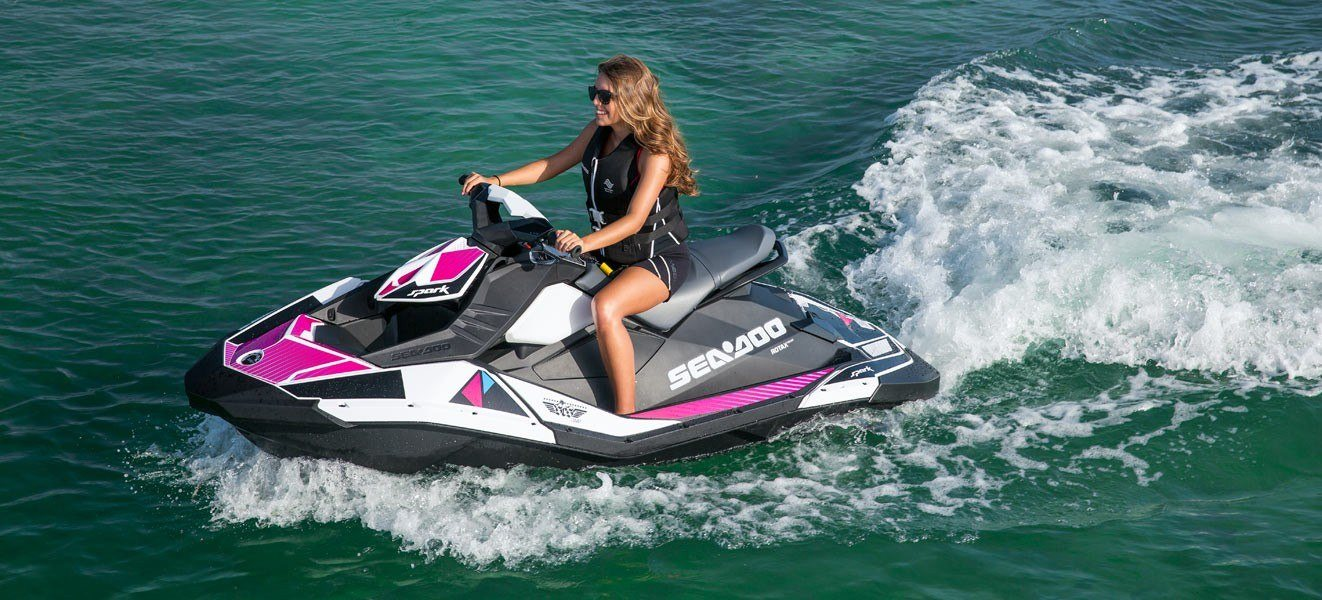 2016 Sea-Doo Spark 3up 900 H.O. ACE w/ iBR & Convenience Package Plus in Oakdale, New York