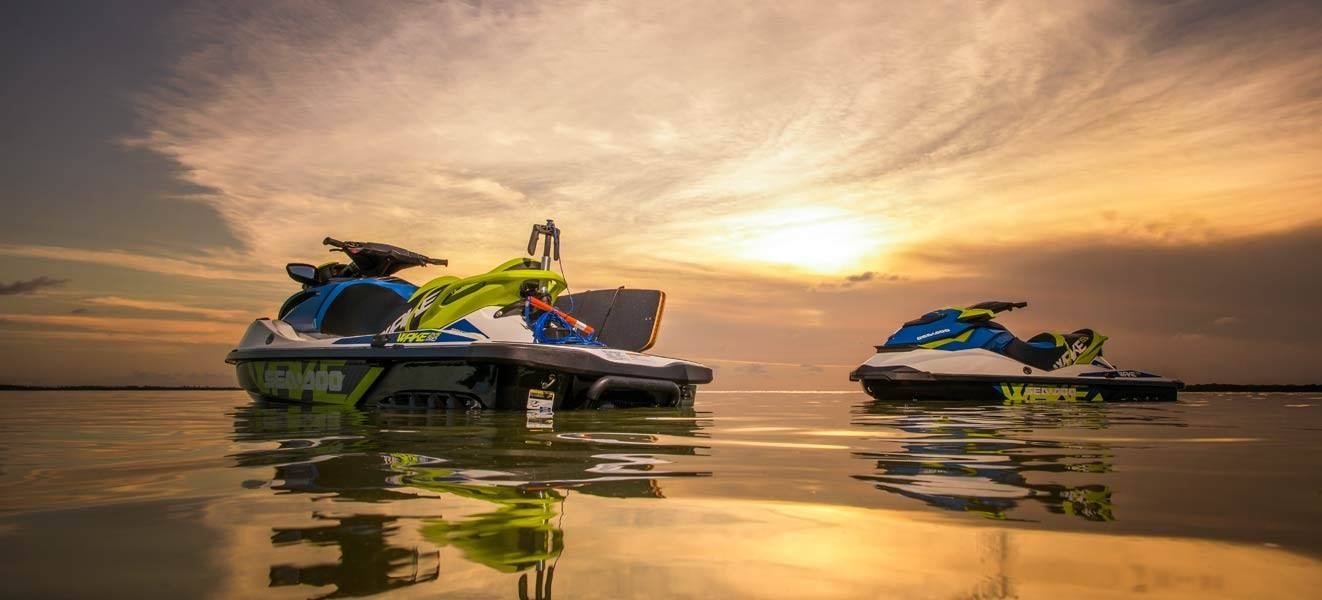 2016 Sea-Doo WAKE 155 in Springville, Utah