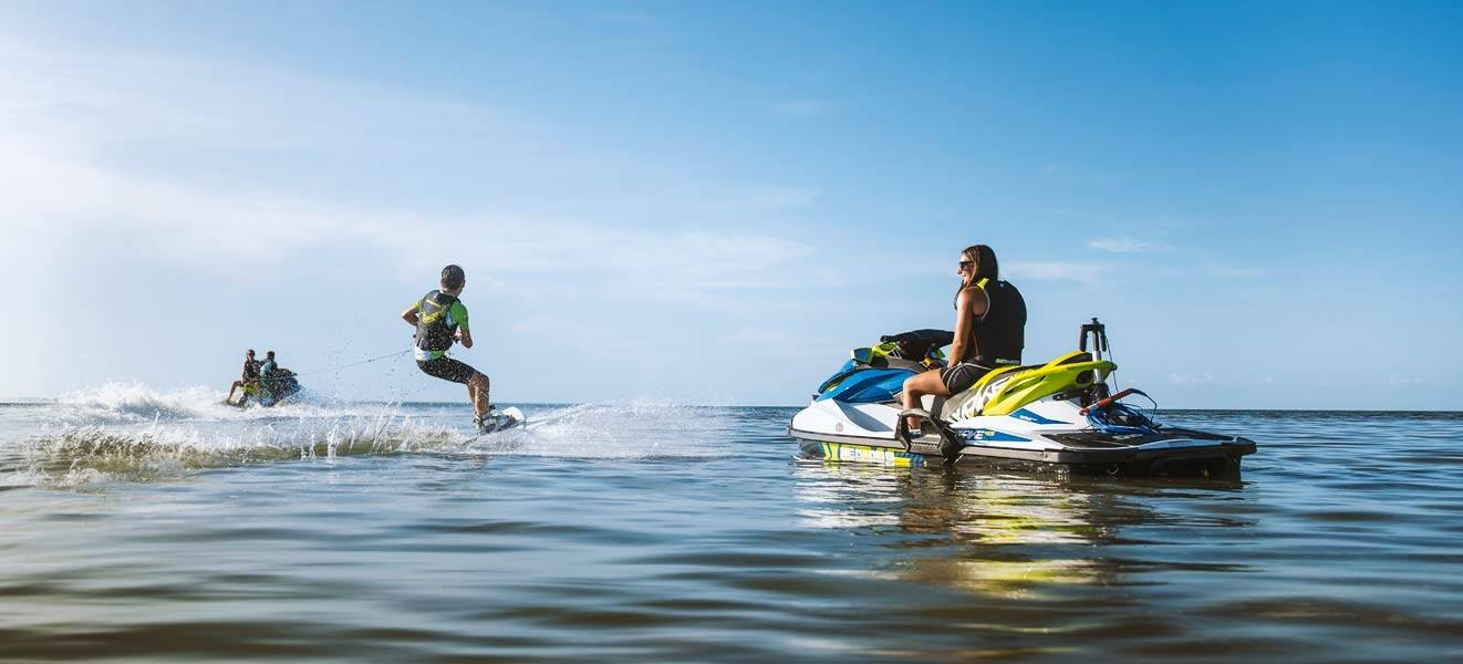 2016 Sea-Doo WAKE 155 in Pompano Beach, Florida