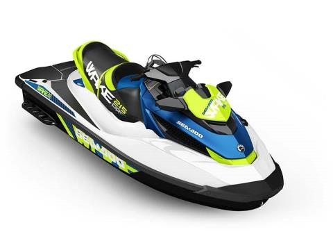2016 Sea-Doo WAKE Pro 215 in Cohoes, New York