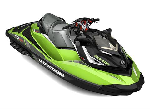 2017 Sea-Doo GTR-X 230 in Fond Du Lac, Wisconsin