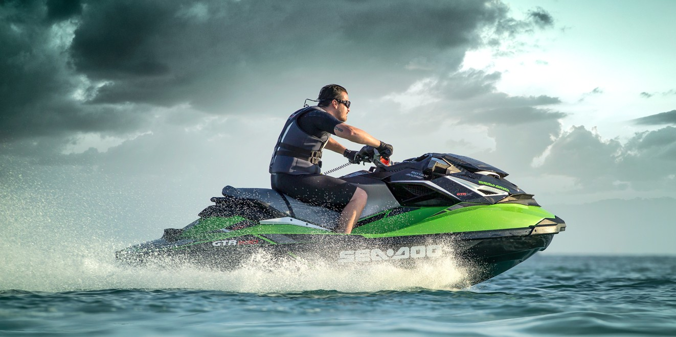 2018 Sea-Doo GTR-X 230 in San Jose, California