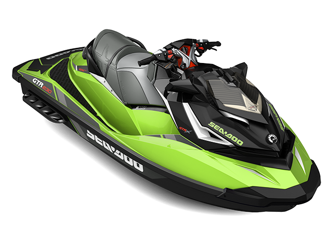 2017 Sea-Doo GTR-X 230 in Grimes, Iowa