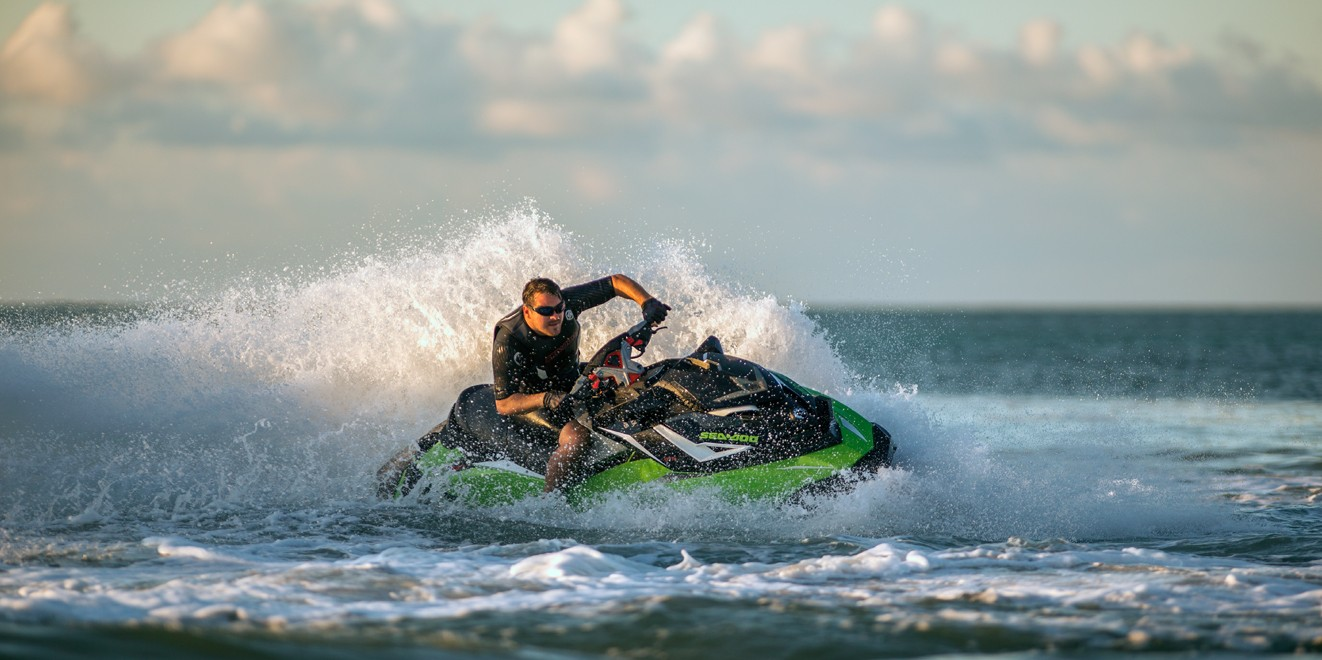 2017 Sea-Doo GTR-X 230 in De Forest, Wisconsin