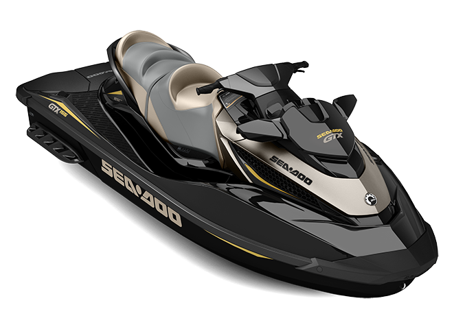 2017 Sea-Doo GTX 155 in East Tawas, Michigan