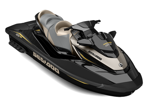 2017 Sea-Doo GTX 155 in Lancaster, New Hampshire