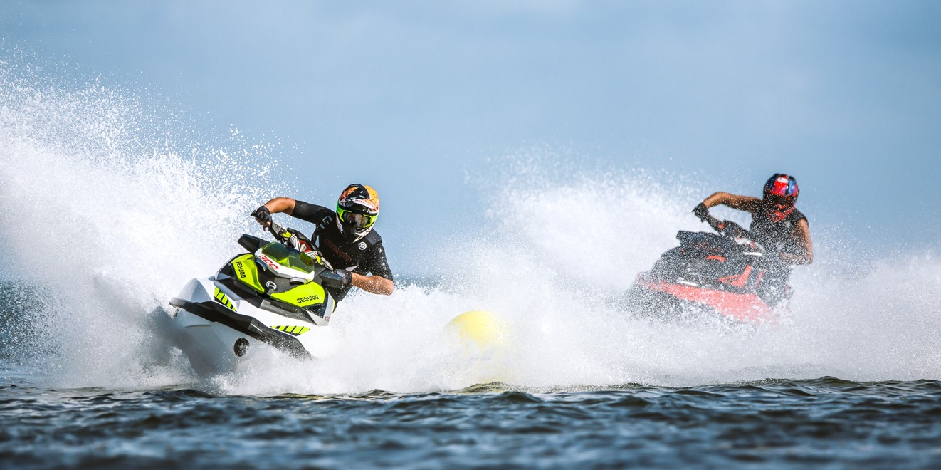 2017 Sea-Doo RXP-X 300 in Keokuk, Iowa