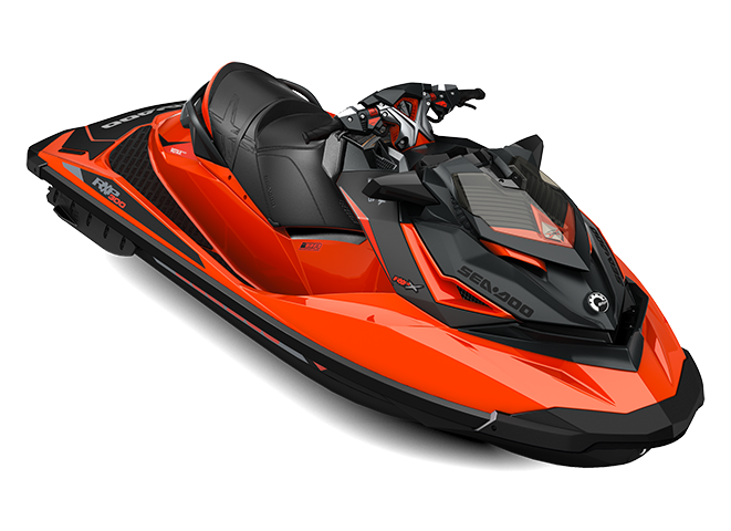 2017 Sea-Doo RXP-X 300 in Zulu, Indiana
