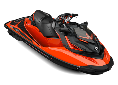 2017 Sea-Doo RXP-X 300 in Speculator, New York