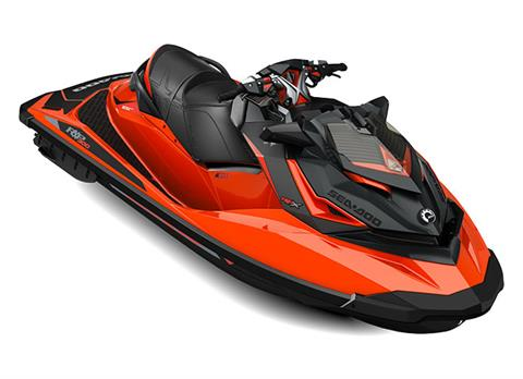 2017 Sea-Doo RXP-X 300 in Elk Grove, California