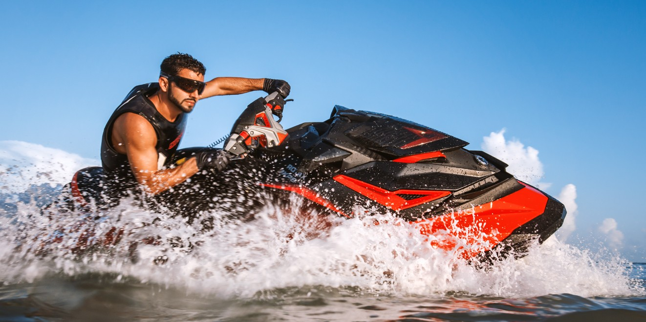 2017 Sea-Doo RXP-X 300 in Roscoe, Illinois