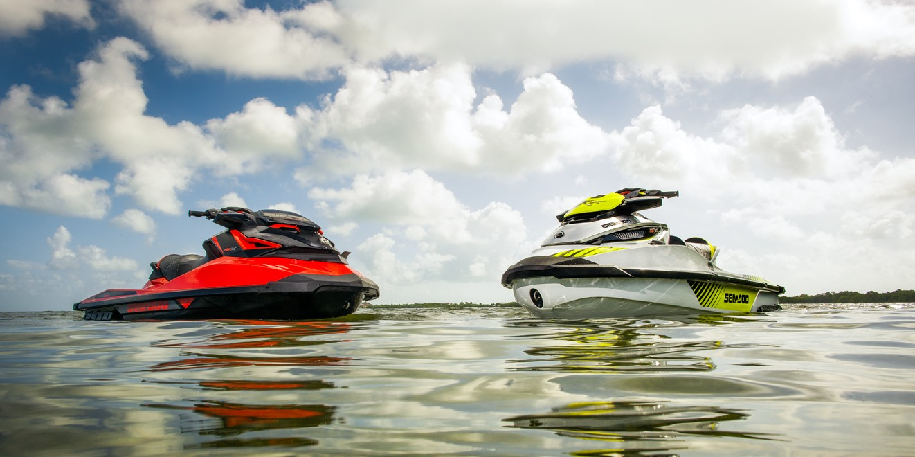 2017 Sea-Doo RXP-X 300 in New Britain, Pennsylvania