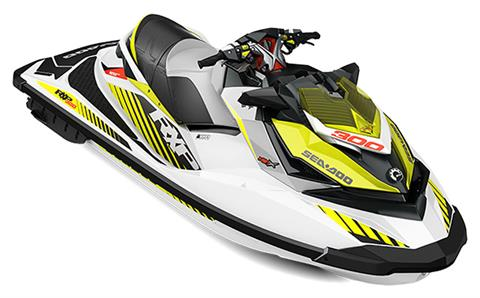 2017 Sea-Doo RXP-X 300 in New Britain, Pennsylvania - Photo 8