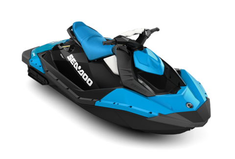 2017 Sea-Doo SPARK 2up 900 ACE in Albemarle, North Carolina