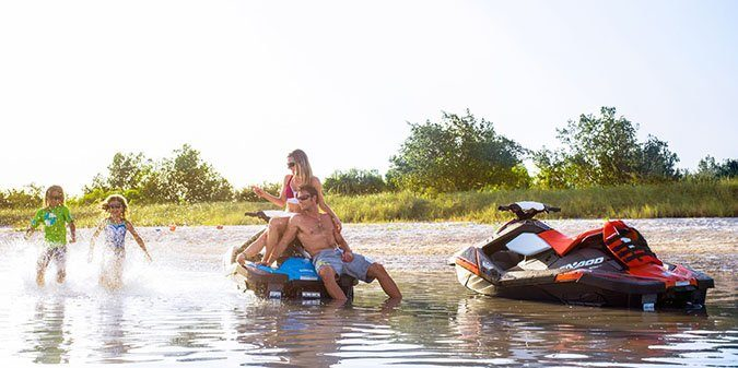 2017 Sea-Doo SPARK 2up 900 ACE in Keokuk, Iowa