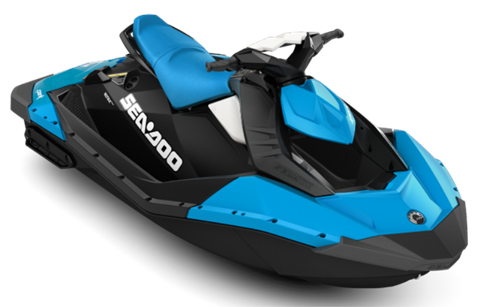 2017 Sea-Doo SPARK 2up 900 H.O. ACE in Chesterfield, Missouri
