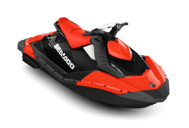 2017 Sea-Doo SPARK 2up 900 H.O. ACE in Clinton Township, Michigan