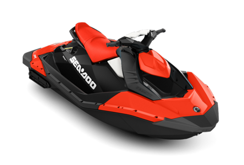 2017 Sea-Doo SPARK 2up 900 H.O. ACE in Roscoe, Illinois