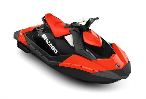 2017 Sea-Doo SPARK 2up 900 H.O. ACE in Derby, Vermont