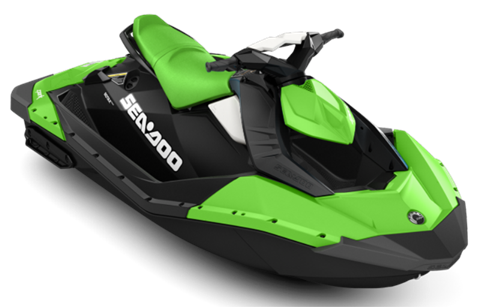 2017 Sea-Doo SPARK 2up 900 H.O. ACE in Adams, Massachusetts