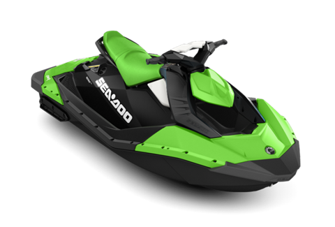 2017 Sea-Doo SPARK 2up 900 H.O. ACE in Lancaster, New Hampshire