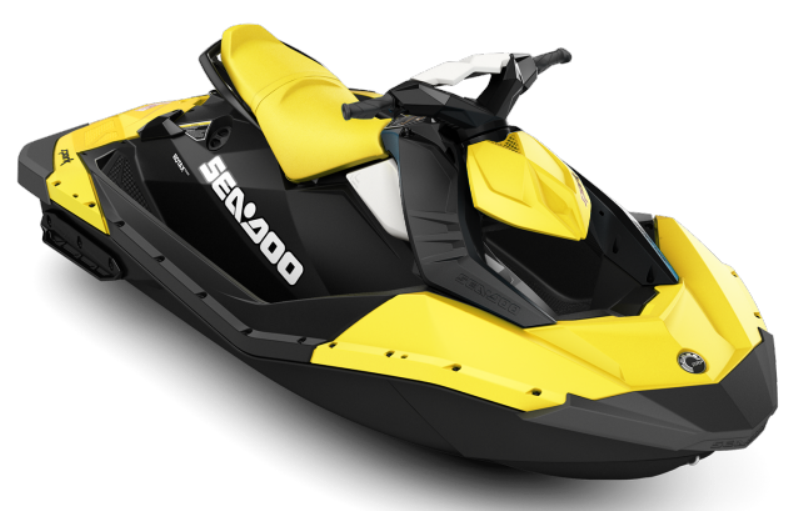 2017 Sea-Doo SPARK 2up 900 H.O. ACE in Salt Lake City, Utah