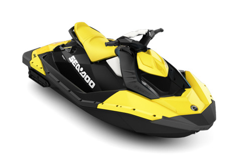2017 Sea-Doo SPARK 2up 900 H.O. ACE in Danbury, Connecticut