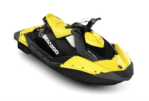 2017 Sea-Doo SPARK 2up 900 H.O. ACE in Wilmington, Illinois