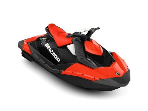 2017 Sea-Doo SPARK 2up 900 H.O. ACE iBR & Convenience Package Plus in Findlay, Ohio