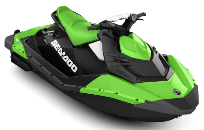 2017 Sea-Doo SPARK 2up 900 H.O. ACE iBR & Convenience Package Plus in Louisville, Tennessee