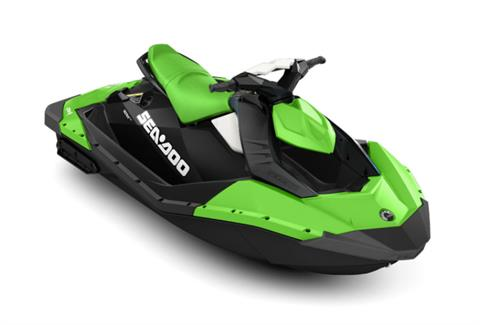 2017 Sea-Doo SPARK 2up 900 H.O. ACE iBR & Convenience Package Plus in Hobe Sound, Florida