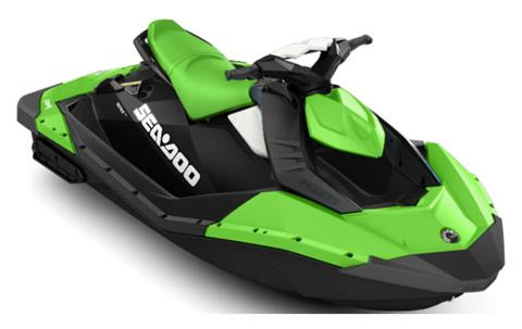 2017 Sea-Doo SPARK 2up 900 H.O. ACE iBR & Convenience Package Plus in Wenatchee, Washington