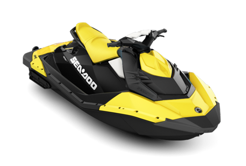 2017 Sea-Doo SPARK 2up 900 H.O. ACE iBR & Convenience Package Plus in Richardson, Texas