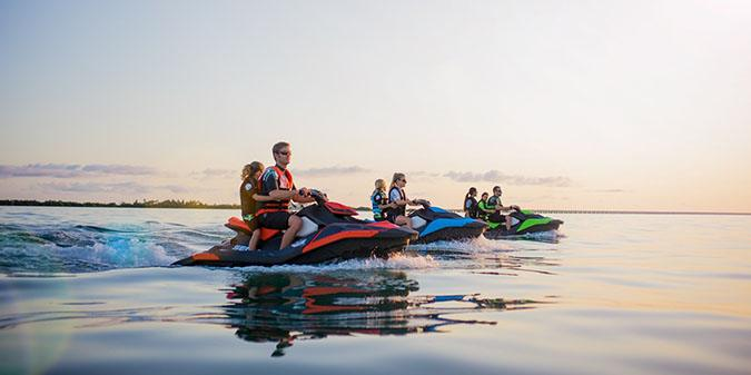 2017 Sea-Doo SPARK 2up 900 H.O. ACE iBR & Convenience Package Plus in Salt Lake City, Utah