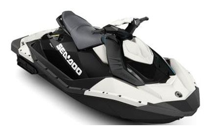 2017 Sea-Doo SPARK 2up 900 H.O. ACE iBR & Convenience Package P 1
