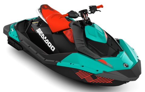 2017 Sea-Doo Spark 2up Trixx iBR in San Jose, California