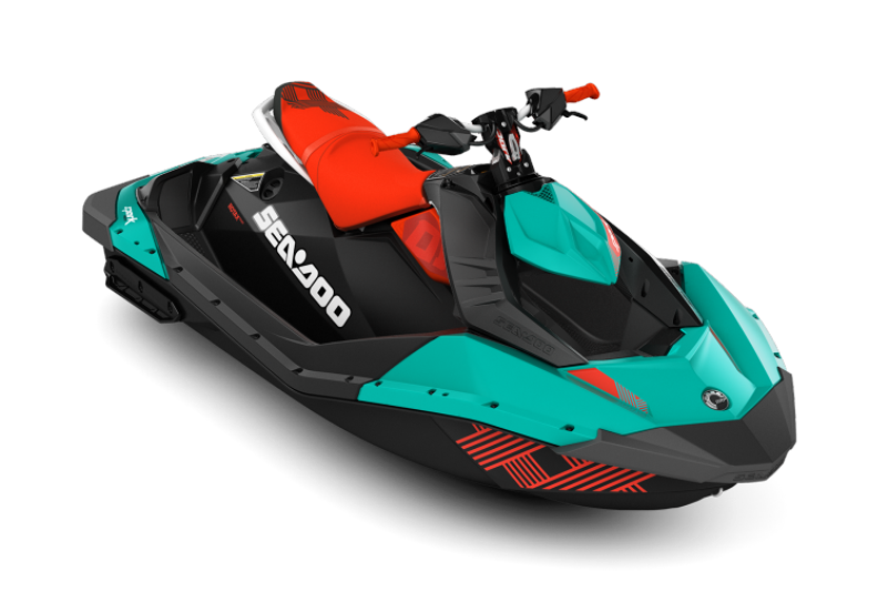 2017 Sea-Doo Spark 2up Trixx iBR in Hampton Bays, New York