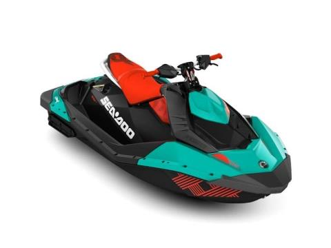 2017 Sea-Doo Spark Trixx iBR in Findlay, Ohio