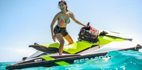 2017 Sea-Doo GTI in Miami, Florida