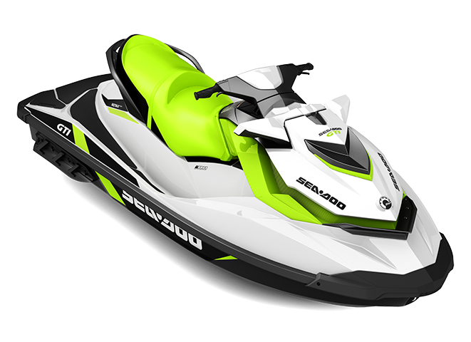 2017 Sea-Doo GTI in Presque Isle, Maine