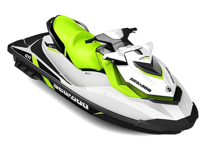 2017 Sea-Doo GTI in Sauk Rapids, Minnesota