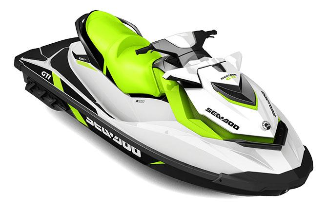 2017 Sea-Doo GTI in Conway, New Hampshire